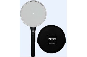 Zeiss Optics Aspheric Hand Magnifier D6 Hard / Anti-Reflective Coating 02030 - 02031