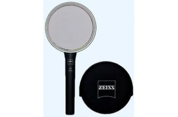 Zeiss Optics Aspheric Hand Magnifier D8 Hard Coating Z00046