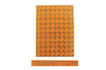 "Zero Point Zero Point X-Ray Grid Set: (1) 7""x 10"" Grid, (1) Set of Numbers ZPX-RAY3"