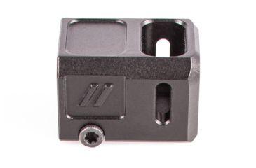 4-ZEV COMPPROB Pro Compensator Compatible With Glock 19 1/2x28 Tpi 7075 T6 Aluminu