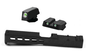 2-ZEV Technologies Dragonfly Pistol Slide,G19,Gen 4