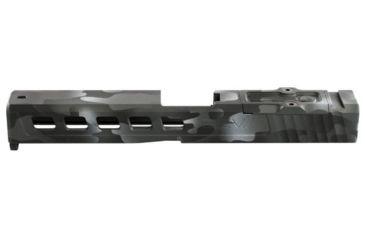 8-ZEV Technologies Dragonfly Pistol Slide,G19,Gen 4