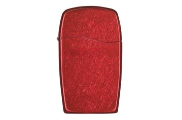 Zippo Blu Premium Butane Lighter, Candy Apple Red 30052