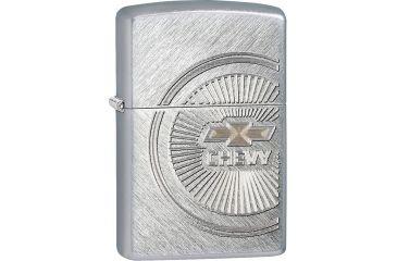Zippo CHEVY Herringbone Sweep Lighter ZO28423