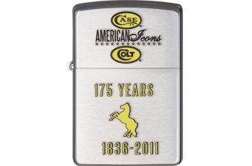 Zippo Colt American Icons Lighter ZOCT004
