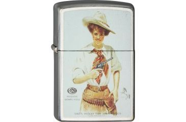Zippo Colt Cowgirl Lighter ZOCT006