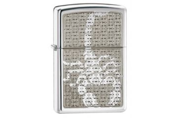 Zippo Hidden Scorpion Classic Lighter, High Polish Chrome 28053