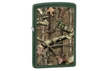 Zippo Mossy Oak Break-Up Infinity Classic Lighter, Green Matte 28331
