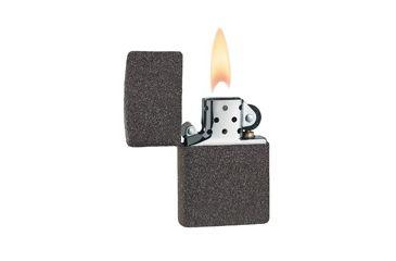 Zippo Iron Stone Classic Style Lighter 211