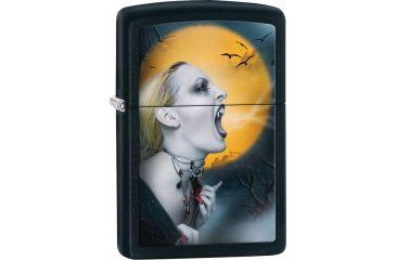 Zippo Screaming Vampiress Blac Lighter ZO28435