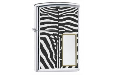 zippo engraveable classic style animal print lighter free shipping