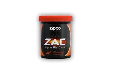 Zippo Zippo Air Case, Hold 2 Lighters, for Air Travel, SINGLE UNIT ZIZAC
