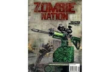 Zombie Nation Magazine ZOMBIEMAG