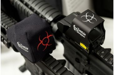 Z.E.R.O. Zombie Extermination, Research and Operations Kit, Zombie Stomper Sights and Cover