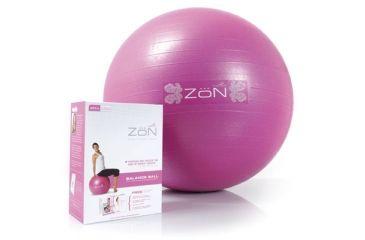 Zon Balance Ball - 65 cm, Pink 049639