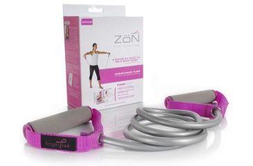 Zon Resistance Tubes - Light Resistance, Pink 049632