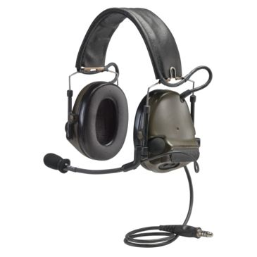 3m Peltor Comtac Iii Fb Single Comm Electronic Headset Nato Wiring - Headband Model Save 20% Brand Peltor.