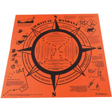 5ive Star Gear 1st Aid Survival Handkerchief Save Up To 50% Brand 5ive Star Gear.