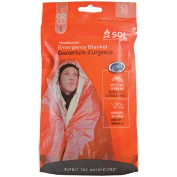 Sol Emergency Bivvy Sleeping Bag 0140-1138 Save Up To 18% Brand Sol.