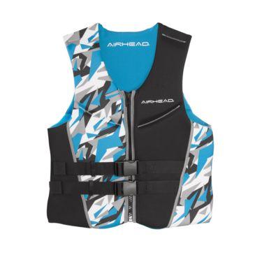 Airhead Camo Cool Mens Kwik-Dry Neolite Vest Save 25% Brand Airhead.