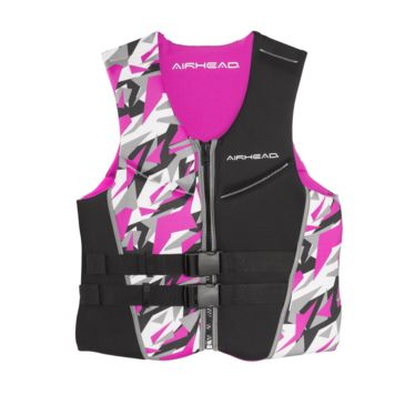 Airhead Camo Cool Women&039;s Kwik-Dry Neolite Vest Save 25% Brand Airhead.