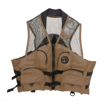 Airhead Deluxe Mesh Top Fishing Vest Save Up To 28% Brand Airhead.