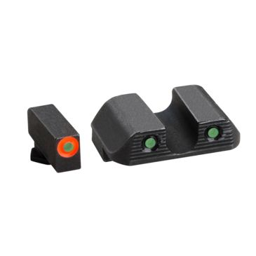 Ameriglo Agent Glock 3-Dot Tritium Night Sight Setfree 2 Day Shipping Save 22% Brand Ameriglo.