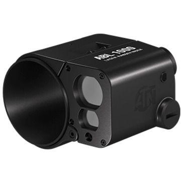 Atn 1,000 Yard Auxiliary Ballistic Laser Rangefinder For Smart Hd Scopes Brand Atn.