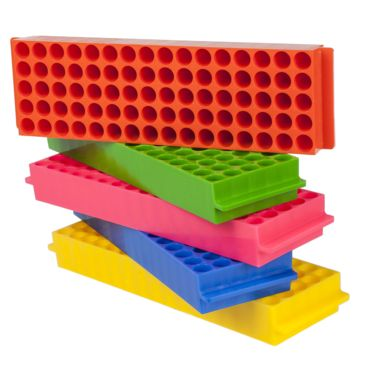 Axygen Microtube Racks 5 Each In 5 Assorted Fluorescent Colors, 25/cs Corning R-80-Af Save 26% Brand Axygen.
