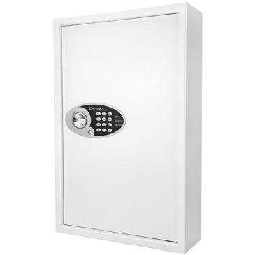 Barska 144 Key Keypad Wall Key Safe, Key Return Drop Slot Save 61% Brand Barska.