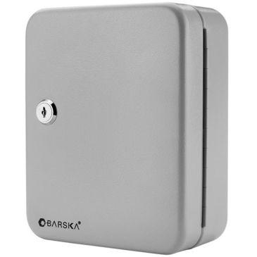 Barska 20 Key Lock Box Security Safe W/ Key Lock Save 49% Brand Barska.
