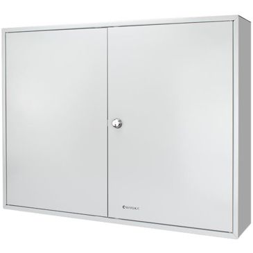 Barska 320 Key Lock Box Security Safe W/ Key Lock, White Tag Save 54% Brand Barska.