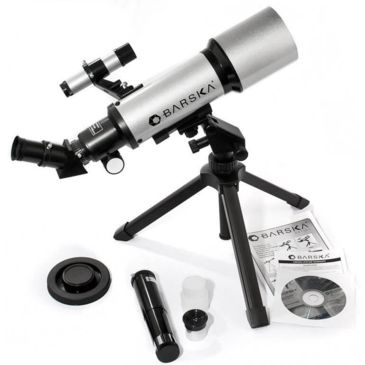 Barska 88x Compact Refractor Telescope 400mm X 70mm W/ Table Top Tripod & Carrying Casebest Rated Save 57% Brand Barska.