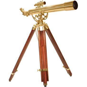 Barska Anchor Master Brass Refractor Telescope W/ Tripod Save 61% Brand Barska.