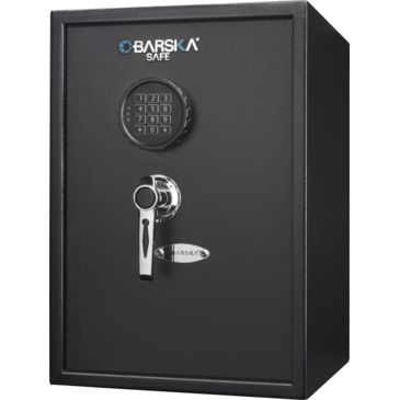 Barska Digital Keypad Safe Solid Steel Save 53% Brand Barska.
