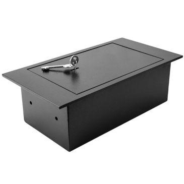 Barska Underground Floor Safe, 2 Point Deadbolt Locking System Save 51% Brand Barska.