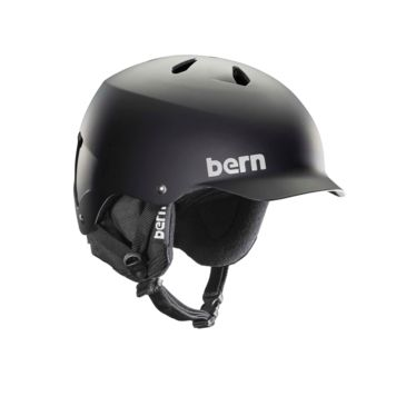 Bern Watts Eps W/ 8tracks Audio Helmet Brand Bern.