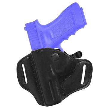Bianchi 22156 #82 CarryLok Hip Holster RH Fits Glock and Taurus Size 11D Black