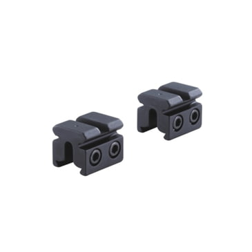 Bisley To6C Mounts Two Piece 13Mm Dovetail Medium 25Mm Tube 13Mm Dovetails