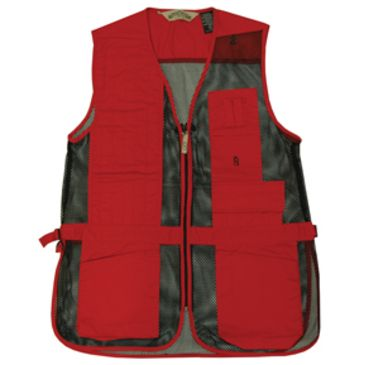 Bob Allen 240m Mesh Shooting Vest - Redclearance Save Up To 42% Brand Bob Allen.