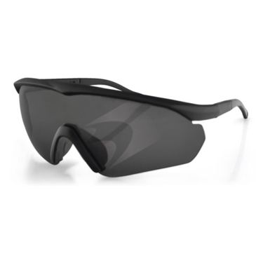 Bobster Delta Ballistics Shooting Glasses - Z87, Black Frame Save Up To 37% Brand Bobster.
