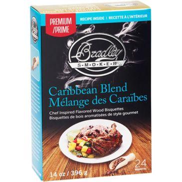 Bradley Smoker Caribbean Bisquettes 24 Pack Save 33% Brand Bradley Smoker.