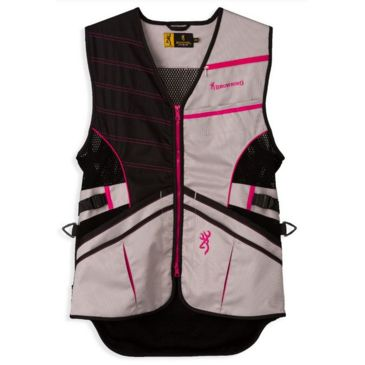 Browning Womens Ace Shooting Vest Save Up To 42% Brand Browning.