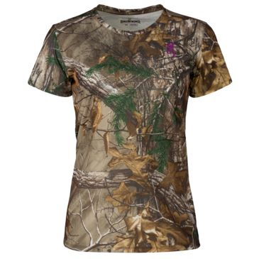 Browning Womens Barbed T-Shirt Save 50% Brand Browning.