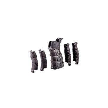 Caa Ar15/m16 6 Piece Interchangeable Finger Groove Pistol Gripbest Rated Save 19% Brand Caa.