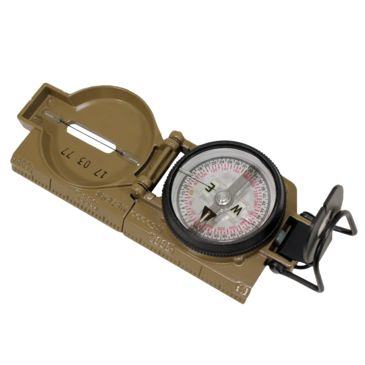 Cammenga Compass, Lensatic, Tritium, Coyote Brown 3hcbcsfree 2 Day Shipping Save 14% Brand Cammenga.