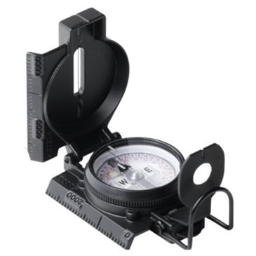 Cammenga S.w.a.t. Black Tritium Lensatic Compass Save Up To 20% Brand Cammenga.