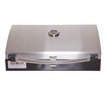 Camp Chef Deluxe Stainless Bbq Grill Box Accessory Save 19% Brand Camp Chef.