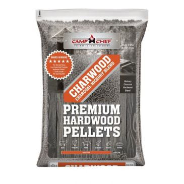 Camp Chef Premium Charwood Pellets - Hickory Blend Save 35% Brand Camp Chef.
