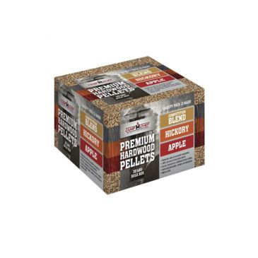 Camp Chef Pellet Variety Pack Save 31% Brand Camp Chef.